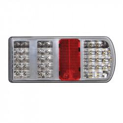 Lampa stop remorci, 5 functii, 225 x 105 LED, stanga