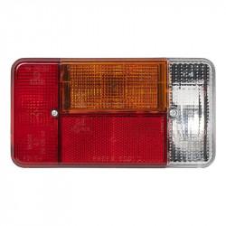 Lampa stop remorci, 5 functii Radex 5001, 194 x 104 mm, dreapta
