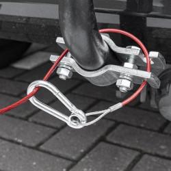 Suport pentru cablu de siguranta