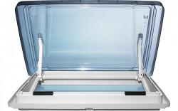 Trapă 50 x 70 MPK VisionStar L Pro cu jaluzea si plasa de tantari retractabila (gol 70 x 50 cm)
