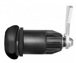 Încuietoare eliptică pentru usi trapa rulote si autorulote