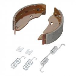 Saboti frana 160 x 35 mm pentru rulote sau remorci cu sasiu AL-KO 1635/1636/1637 (4 buc)