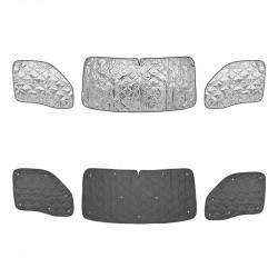 Folie izolatoare protectie termica pentru interior parbriz Mercedes