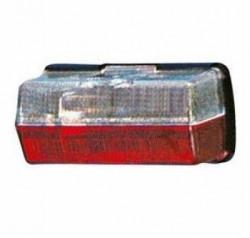 Lampă laterală gabarit pentru rulote (92 x 43 mm)