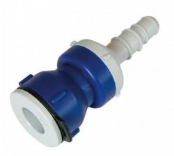 Supapă unisens pentru circuitul de apă de la rulote sau autorulote