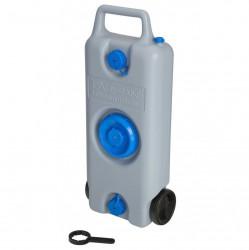 Tanc mobil pentru ape reziduale (gri) 35l