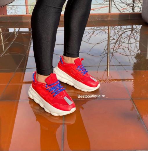 Adidasi Vickie Red