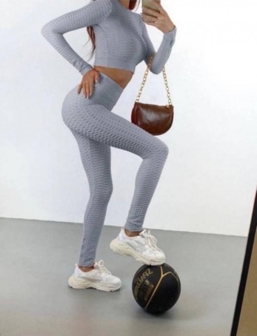 Set Fitness Grey