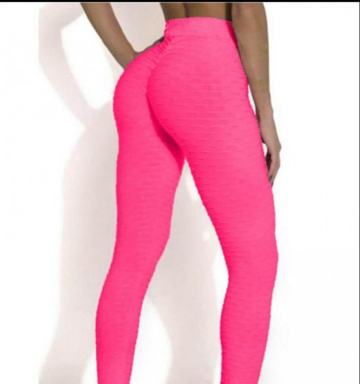 Colanti modelatori fitness pink