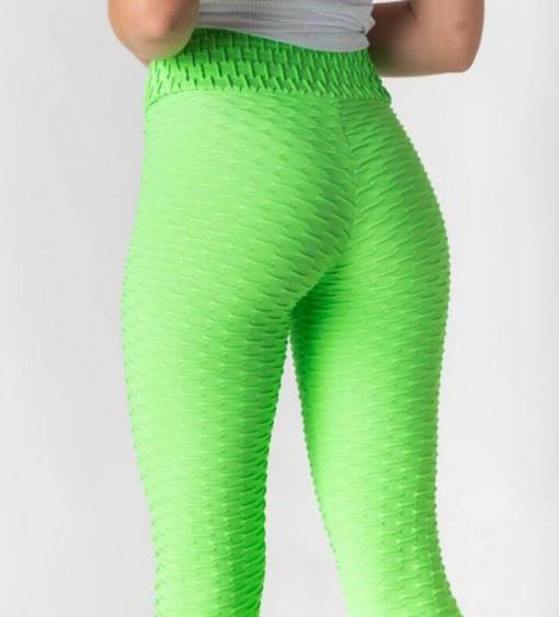 Colanti modelatori fitness green