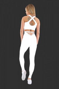 Compleu Fitness White