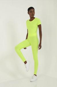 Set Fitness 3d Yellow