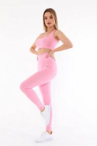 Compleu Fitness Pink