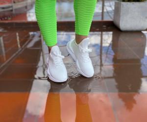 Adidasi Yvie Alb