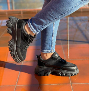 Adidasi Alma Black