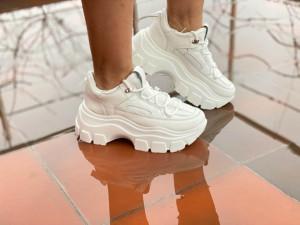 Adidasi Alys White