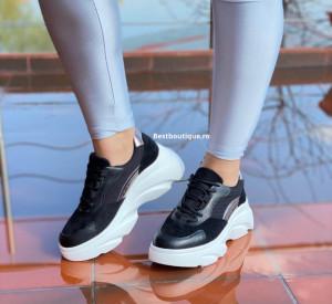 Adidasi Kate Black