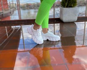 Adidasi Elly White