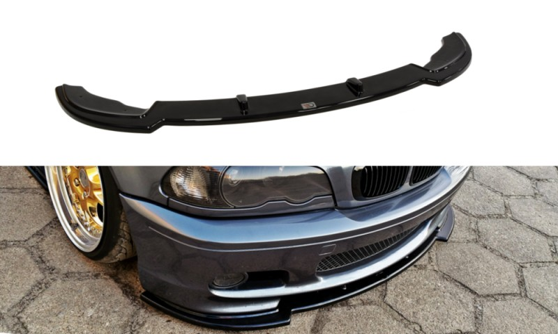 Lip Frontal Bmw E46 Coupe Pack M