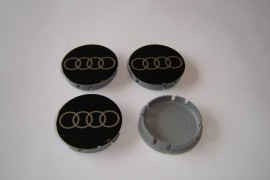 Centros de Jantes Audi 60mm