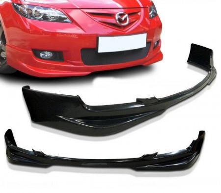 Imagens Lip frontal Mazda 3 2007-2009 Sedan 4 portas