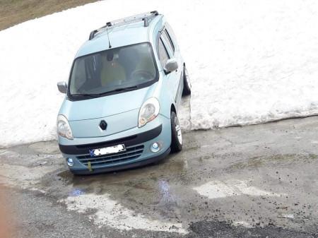 Lip Opel Astra H adaptável em Renault Kangoo 2008-2013
