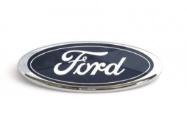 Simbolo Ford frontal