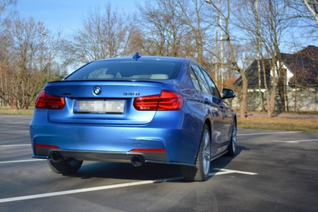 Splitters BMW F30 Fase 2 Sedan M-Sport