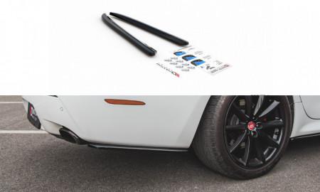 Imagens Splitters traseiros Maxton Jaguar XJ X351