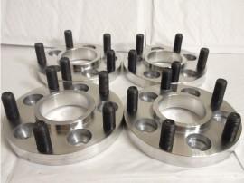 Adaptadores de Furação 5x108 para 5x120 20mm