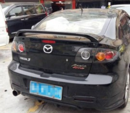 Aileron Mazda 3 2003-2009 Saloon