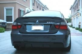 Imagens Difusor M Perfomance BMW E90/E91
