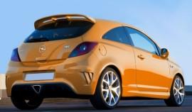 Difusor Opel Corsa D OPC / VXR 2006-2014