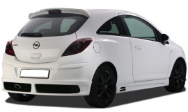Difusor Opel Corsa D