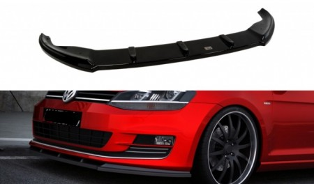Lip frontal Vw Golf 7 2012>