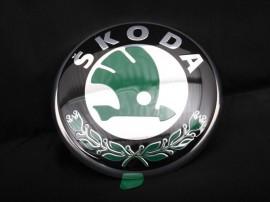 Imagens Simbolo Frontal Skoda
