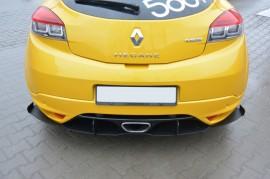 Splitters traseiros Renault Megane 3 RS