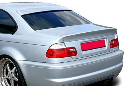 Aileron do vidro BMW E46 Coupe