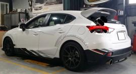 Aileron Mazda 3 2014-2017