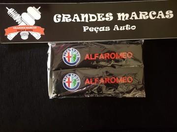 Conjunto de almofadas de cintos Alfa Romeo