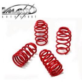 Molas de Rebaixamento V-Maxx Ford Fiesta JAS/JBS 1999-2002 1.25 / 1.3 / 1.4 / 1.8D 60/60mm