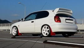 Aileron Toyota Corolla E11 WRC