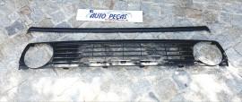 Grelha frontal VW Golf 2 com pestana