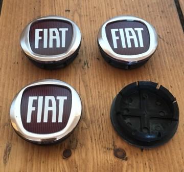 Imagens Centros de Jantes Fiat 50mm