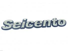 Imagens Emblema Fiat Seicento