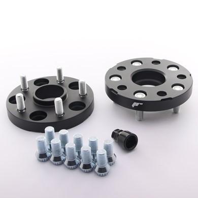 Adaptadores de furação Japan Racing 5x100 para 5x112 20mm