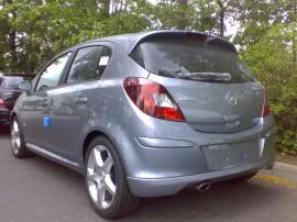 Aileron Opel Corsa D 5 portas