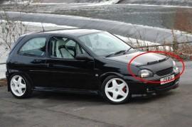 Car Bra (protecção de capô) Opel Corsa B