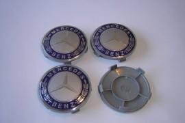 Imagens Centros de jantes Mercedes 68mm