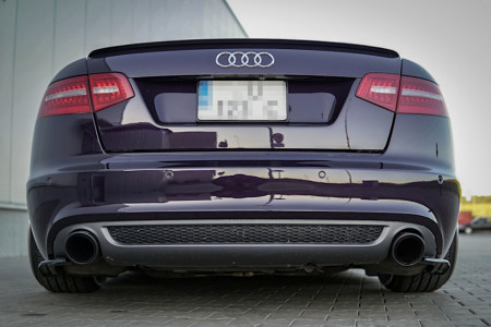 Difusor Audi A6 S-LINE C6 / C6 FL SEDAN / AVANT 2004-2011